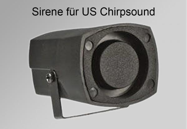 Sirene für US Chirpsound