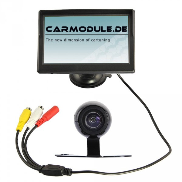 Rückfahrkamera / Einparkhilfe mit Monitor