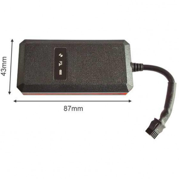 Profi GPS Tracker GT06A von Carmodule